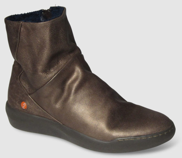 Softinos Bler Leather Women - copper