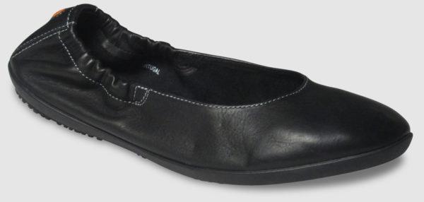 Softinos Ona Smouth Leather - black