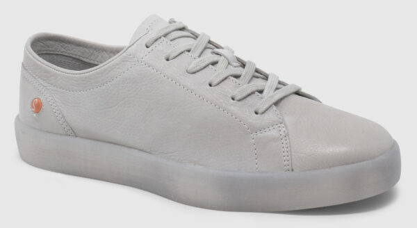 Softinos Ross Washed Leather - light grey