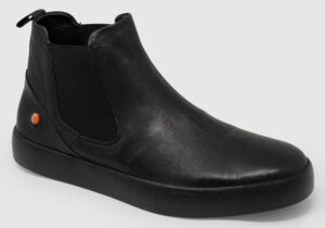 Softinos Ryke Soft Leather - black
