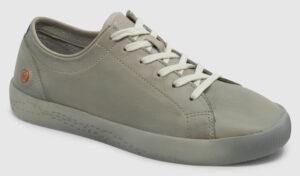 Softinos Sady Washed Leather Women - light grey