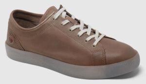 Softinos Sady Washed Leather Women - taupe