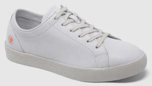 Softinos Sady Smooth Leather Women - white