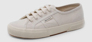 Superga Classic Organic Women - natural beige