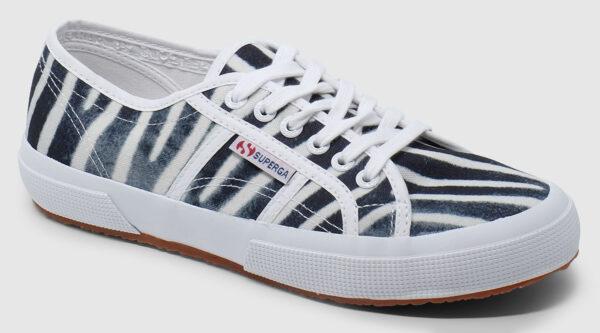 Superga Classic - zebra