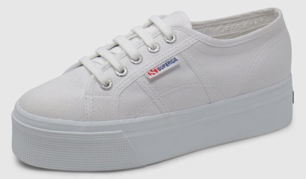 Superga Plateau - white
