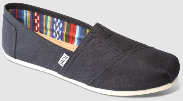 Toms Alpargata Canvas Women - black
