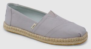Toms Alpargata Rope Earthwise Women - grey