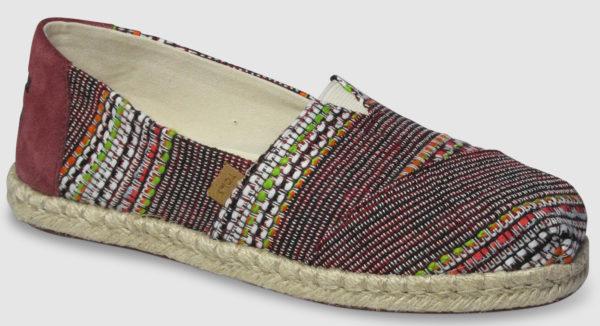 Toms Alpargata Rope Woven Women - stripe
