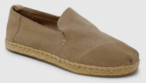 Toms Deconstructed Alpargata Suede Women - taupe