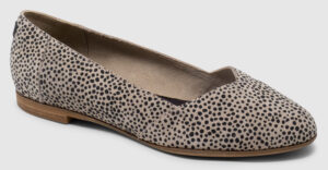 Toms Julie Suede - mini cheetah