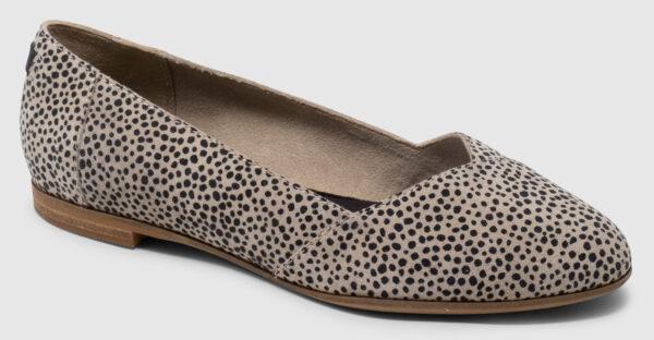 Toms Julie Suede - mini cheetah