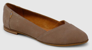 Toms Julie Suede - taupe