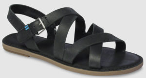Toms Sicily Leather Women - black