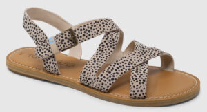 Toms Sicily Suede Women - mini cheetah