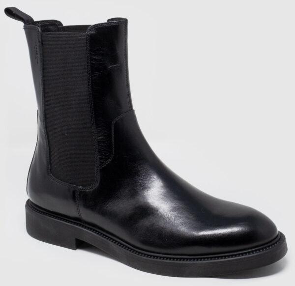 Vagabond Alex Chelsea Hi Leather - black