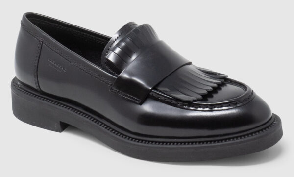 Vagabond Alex College Leather - black
