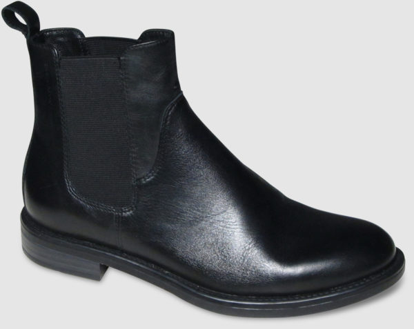 Vagabond Amina Chelsea Leather - black