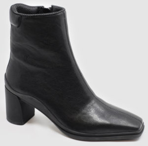 Vagabond Cheryl Bootie Premium Leather - black