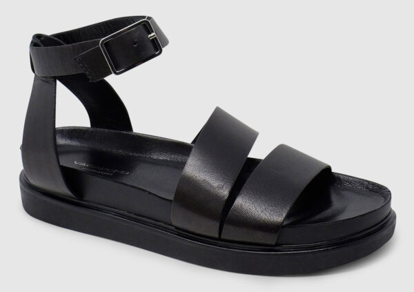 Vagabond Erin Ankle Leather - black