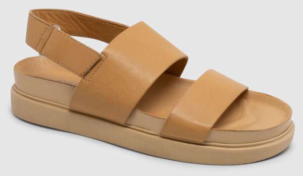 Vagabond Erin Sandal Leather - natural