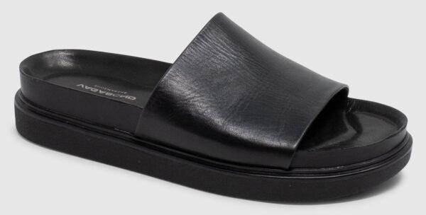Vagabond Erin Slide Leather - black