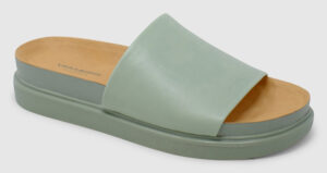 Vagabond Erin Slide Leather - dusty mint