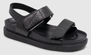 Vagabond Erin Velcro Leather - black