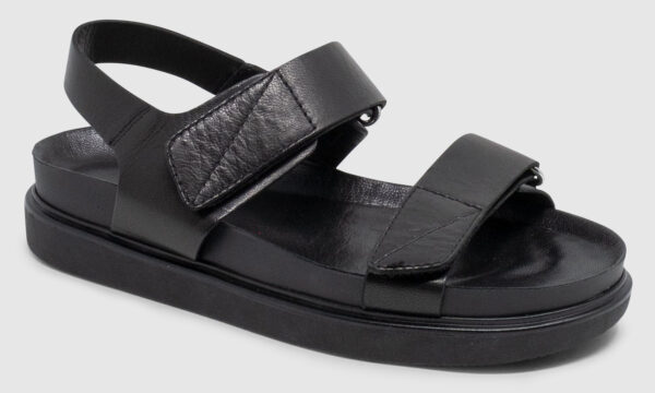 Vagabond Erin Velcro Leather - black