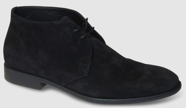 Vagabond Harvey Lace Mid Suede - black