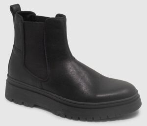 Vagabond James Chelsea Leather - black