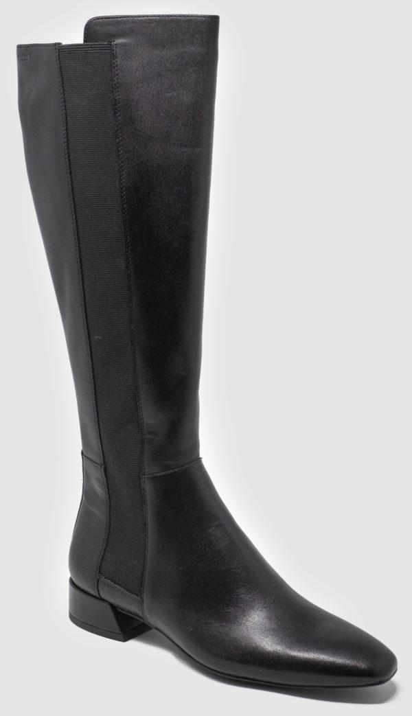 Vagabond Joyce Boot Leather - black
