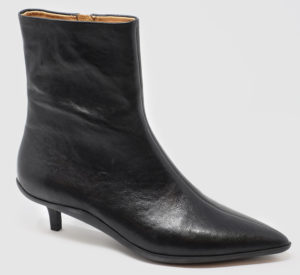 Vagabond Lydia Bootie Premium Leather - black