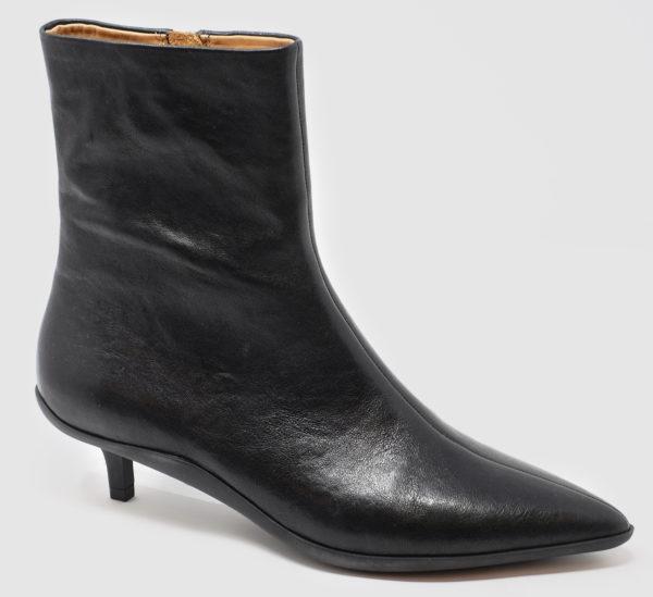 Vagabond Lydia Bootie Premium Leather - black