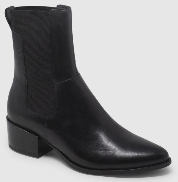 Vagabond Marja Chelsea Hi Leather - black