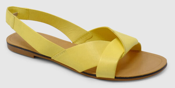 Vagabond Tia Maria Leather - citrus