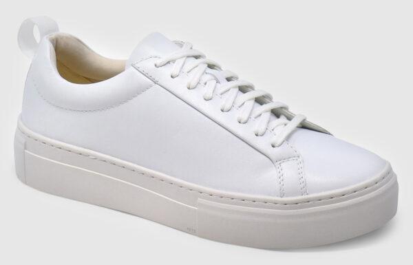 Vagabond Zoe Plattform Leather - white