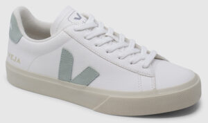 Veja Campo Leather - white-matcha