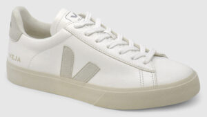 Veja Campo Leather - white-natural