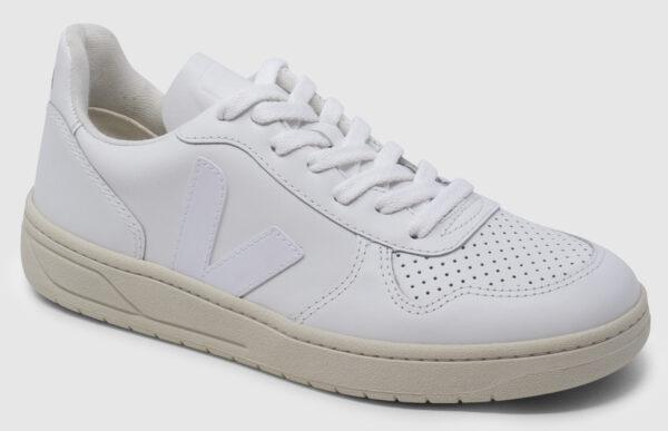 Veja V-10 Leather - extra white