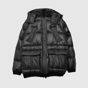 Ecoalf Daunenjacke Siberia-Black I Größe S